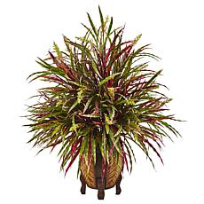 "Nearly Natural 30"" Autumn Grass Arrangement"