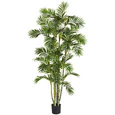 Nearly Natural 6 ft. Areca Palm Tree