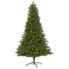 Nearly Natural 7' Vermont Fir Artificial Christmas Tree
