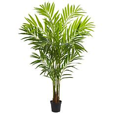Nearly Natural 8 ft. King Palm Artificial Tree