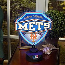 Neon Table Lamp - New York Mets