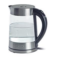 Nesco 1.8-Quart Electric Glass Water Kettle