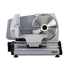 "Nesco 180-Watt Food Slicer with 7-1/2"" Blade"