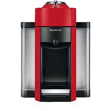Nespresso Vertuo Shiny Red Single-Serve Coffee Espresso  Machine