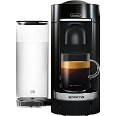 Nespresso VertuoPlus Deluxe Black Coffee/Espresso Single-Serve Machine
