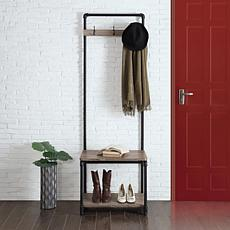 Neu Home Insdustrial Entryway Storage Rack