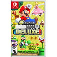 New Super Mario Bros. U Deluxe for Nintendo Switch