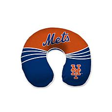 New York Mets Memory Foam U-Neck Travel Pillow