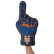 New York Mets Plushlete Fan Finger Pillow