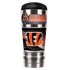 NFL 18 oz. Stainless Steel MVP Tumbler - Bengals