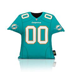 NFL Big League Jersey Pillow - Miami Dolphins