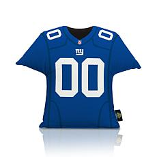 NFL Big League Jersey Pillow - New York Giants