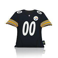 NFL Big League Jersey Pillow - Pittsburgh Steelers