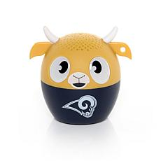 NFL Bitty Boomers Bluetooth Speaker - Los Angeles Rams