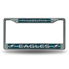 NFL Bling Chrome Frame - Eagles