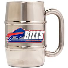 NFL Double-Wall Stainless Steel 16oz Mug- Buffalo Bills