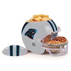 NFL Plastic Snack Helmet - Panthers