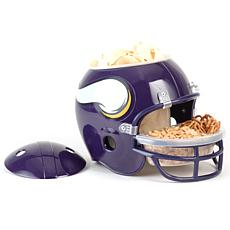 NFL Plastic Snack Helmet - Vikings