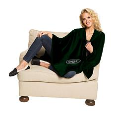 NFL Silk Touch Wrap Throw - Jets