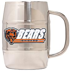 NFL Stainless Steel 32-oz. Mug - Chicago Bears