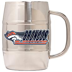 NFL Stainless Steel 32-oz. Mug - Denver Broncos