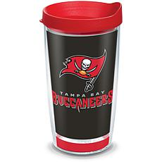 NFL Tampa Bay Buccaneers Touchdown 16 oz Tumbler with lid
