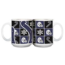 Nfl Ugly Sweater Mug Indianapolis Colts