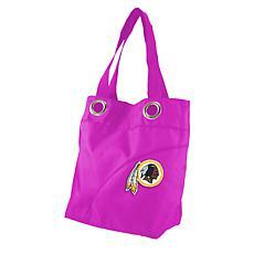 NFL Washington Redskins Color Sheen Tote