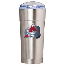 NHL 24 oz. Emblem Stainless Eagle Tumbler - Avalanche