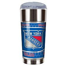 NHL 24 oz. Stainless Steel Eagle Tumbler - Rangers