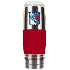 NHL 30 oz. Stainless/Red Reserve Tumbler - Rangers