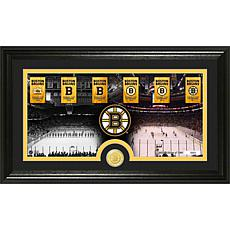 NHL Tradition Panoramic Photo Mint - Boston Bruins