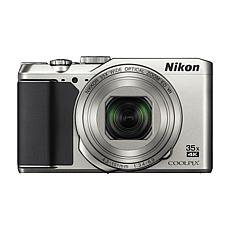 Nikon COOLPIX A900 20MP 35X Optical Zoom Camera w/16GB Card & Software