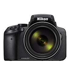 Nikon COOLPIX P900 16MP Optical Zoom Camera with 16GB Card & Voucher
