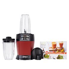 Ninja Auto-iQ Pro Extractor Single Serve Blender with Recipes
