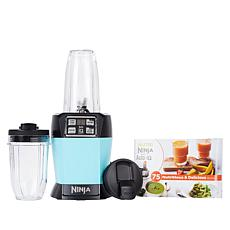 Ninja Auto-iQ Pro Extractor Single Serve Blender with Recipes