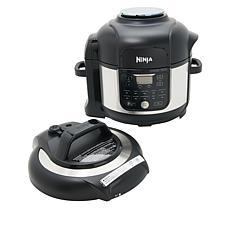 Ninja Foodi 6.5-Quart 11-in-1 Pressure Cooker w/TenderCrisp Technology