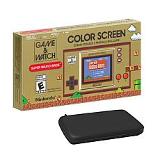 Nintendo Game & Watch with Carry Case