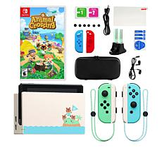 Nintendo Switch Animal Crossing New Horizons SE and Accessories