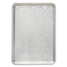 Nordic Ware Ornament Embossed Half Sheet and Serving Tray