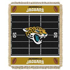 Northwest Company Officially Licensed NFL Field Baby Throw - Jaguars