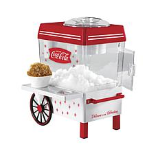 Nostalgia Coca-Cola Snow Cone Maker and Shaved Ice Storage