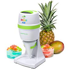 Nostalgia Electric Shave Ice & Snow Cone Maker