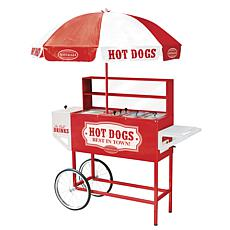 Nostalgia Electrics™ Carnival Hot Dog Cart