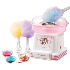 Nostalgia Hard- and Sugar-Free Cotton Candy Maker