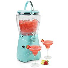 Nostalgia MSB1AQ 1-Gallon Margarita and Slush Machine, Aqua