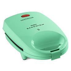 Nostalgia MyMini Personal Sandwich Maker