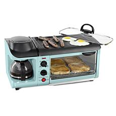 Nostalgia Retro Breakfast Station in Aqua