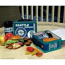 Nostalgic Tin Team Lunchbox