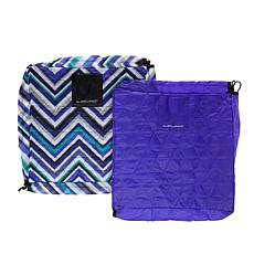 NuBrilliance Cosmetic Bag 2-pack